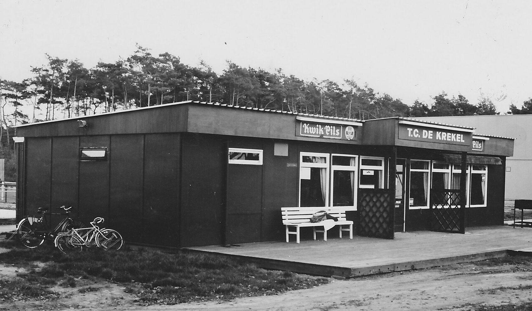 Clubhuis T.C. de Krekel 1989